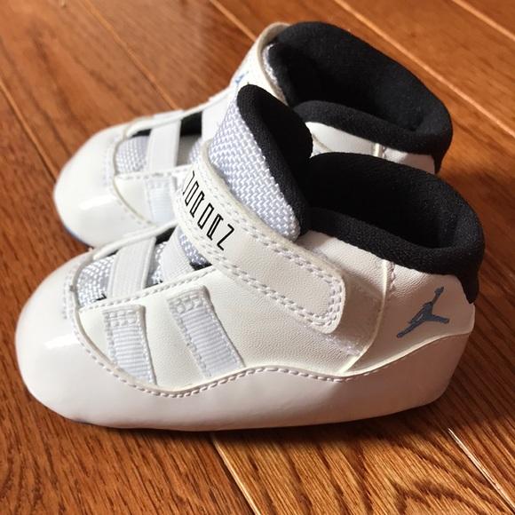 baby jordan shoes size 3c